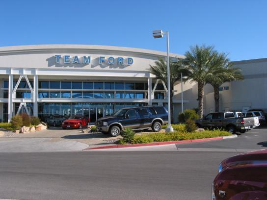 Las Vegas Car Dealerships >> Team Ford Lincoln Car Dealership In Las Vegas Nv 89130 1605