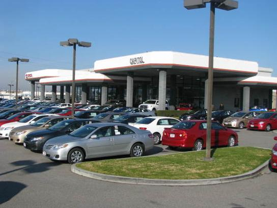 San Jose Toyota >> Capitol Toyota Ca Car Dealership In San Jose Ca 95136 Kelley