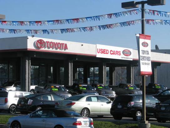 Capitol Toyota Ca Car Dealership In San Jose Ca 95136 Kelley Blue Book