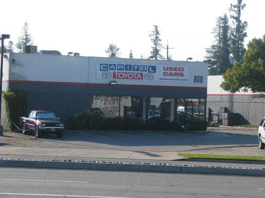 Capitol Toyota (CA) Car Dealership In SAN JOSE, CA 95136 | Kelley Blue Book