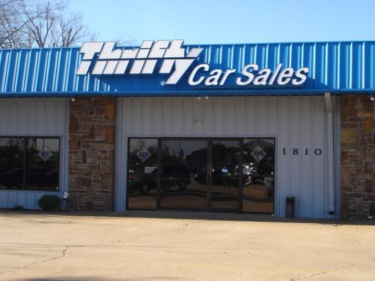 Thrifty Car Sales of Rogers 1