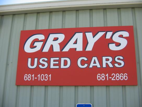 Gray's Used Cars