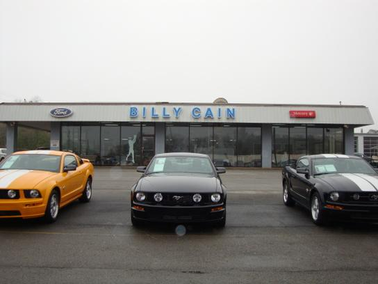 Billy Cain Ford 2