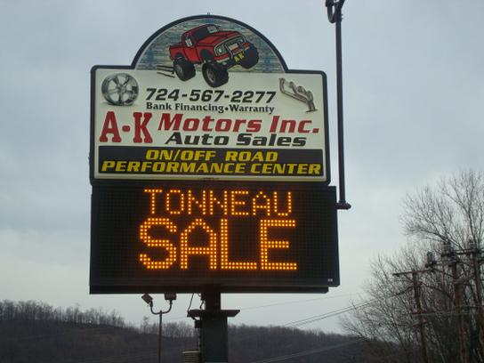 AK Motors Used Cars On/Off Road Performance Center 2
