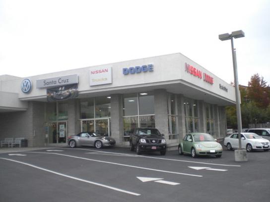 Santa Cruz Volkswagen Dodge RAM car dealership in Santa Cruz, CA ...