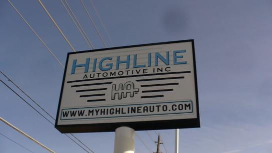 Highline Automotive Inc