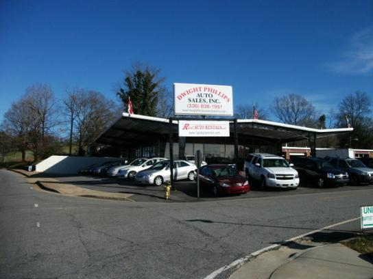 Dwight Phillips Auto Sales Inc 2