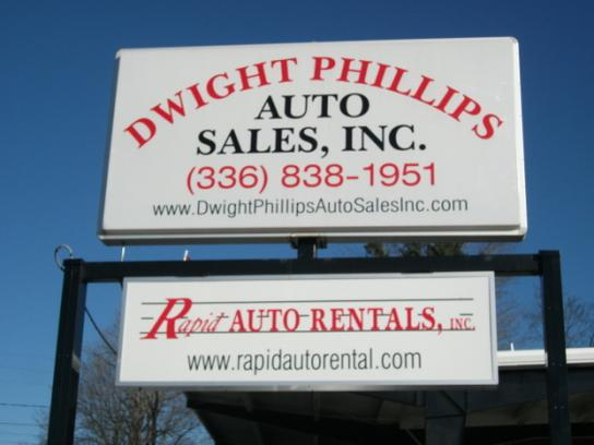 Dwight Phillips Auto Sales Inc 1