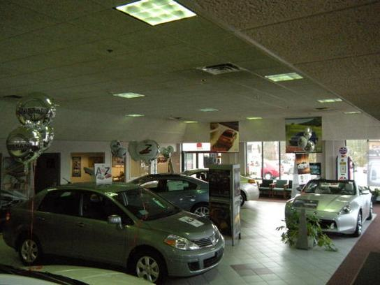 Balise Nissan Of West Springfield Car Dealership In Ma 01089 Kelley Blue Book