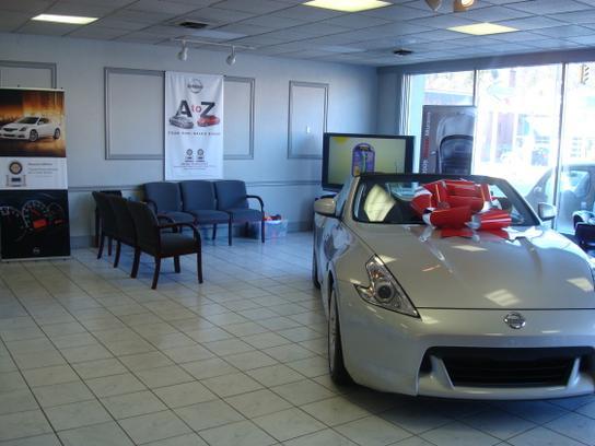 Mark Arbuckle Nissan car dealership in Indiana, PA 15701 | Kelley ...