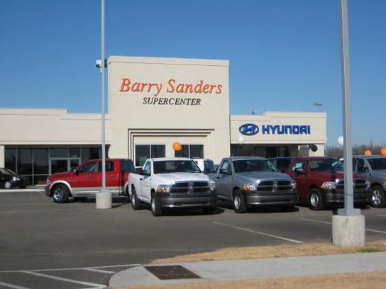 Barry Sanders Super Center
