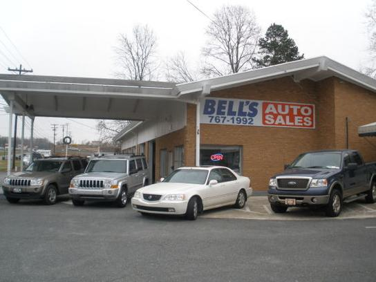 Bell's Auto Sales