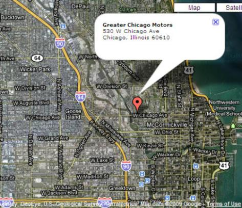 Greater Chicago Motors 3