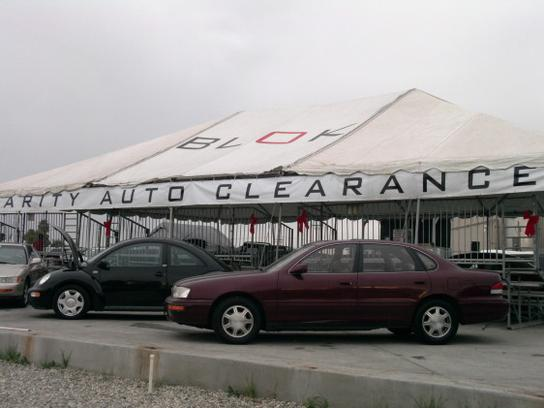 BLOK Charity Auto Clearance 3