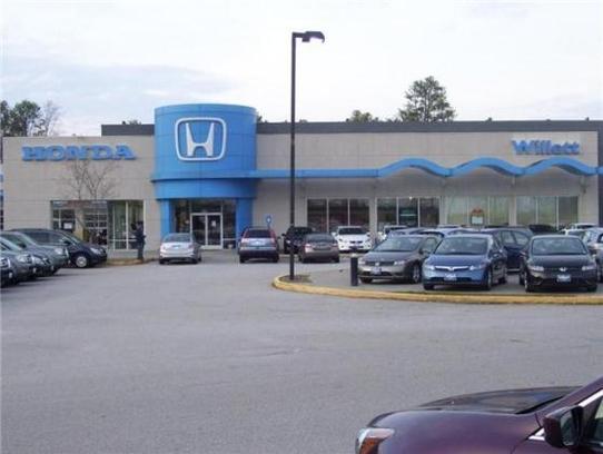Willett honda south car dealership in morrow ga 30260 for Honda dealers in georgia