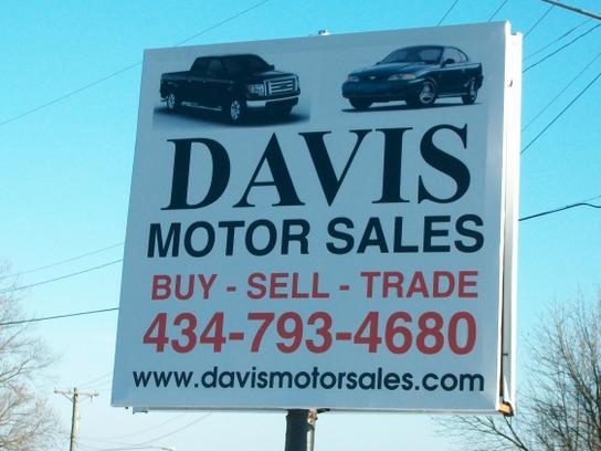 Davis Motor Sales Car Dealership In Danville Va 24540 Kelley Blue