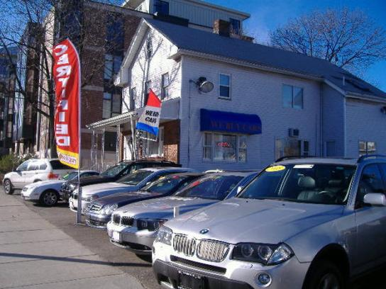 Boston Foreign Motor car dealership in Boston, MA 02134-2575 ...