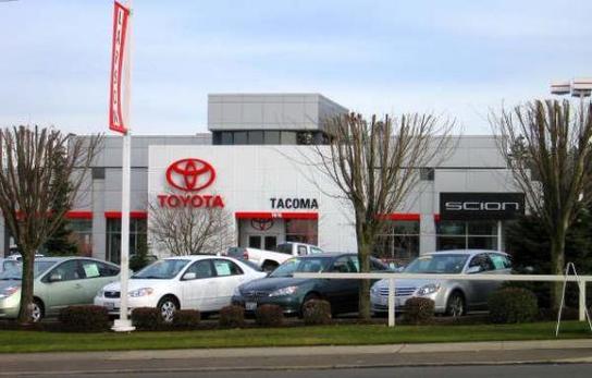 larson toyota of tacoma car dealership in tacoma wa 98409 kelley blue book. Black Bedroom Furniture Sets. Home Design Ideas