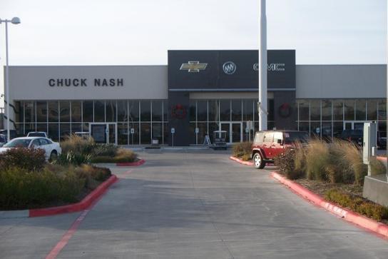Chuck Nash San Marcos >> Chuck Nash Chevrolet Buick Gmc Car Dealership In San Marcos