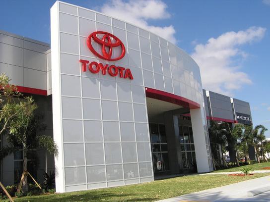 Lovely Ed Morse Delray Toyota/Scion
