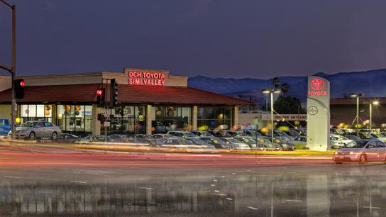 DCH Toyota Scion of Simi Valley