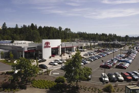 Michaels Toyota Service >> Michael S Toyota Car Dealership In Bellevue Wa 98007 6420