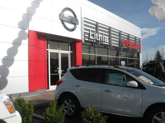 Lithia Nissan of Medford 1
