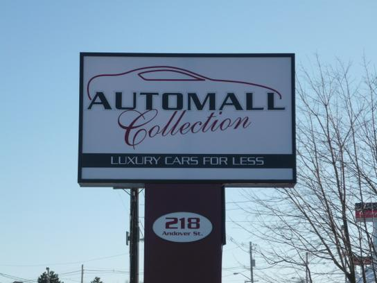Auto Mall Collection