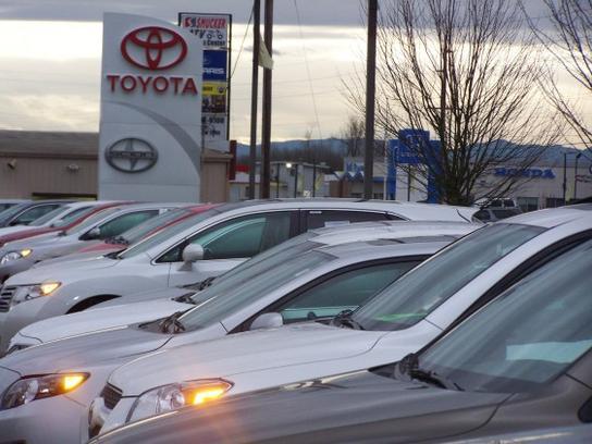 Beautiful Lassen Chevrolet Toyota Car Dealership In Albany, OR 97322   Kelley Blue  Book