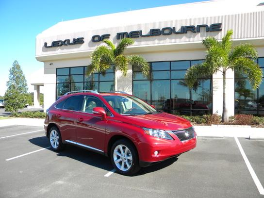 Lexus of Melbourne - 30 Minutes from Orlando 2