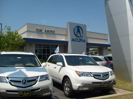 Tim Smith Acura car dealership in Fort Walton Beach, FL 32548 ...