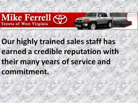 Mike Ferrell Toyota 2