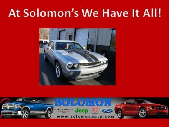 Solomon Chrysler Jeep Dodge-Carmichaels 3