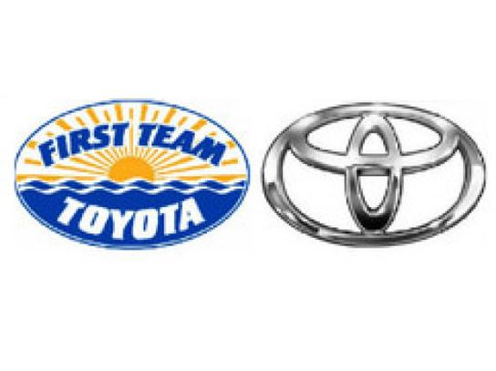First Team Toyota 1