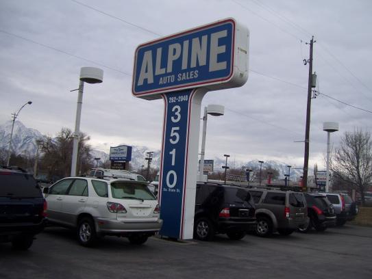 Alpine Auto Sales Utah Reviews >> Alpine Auto Sales Car Dealership In Salt Lake City Ut 84115