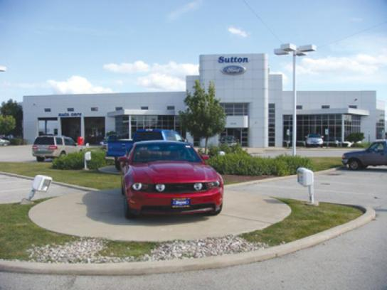 Sutton Ford Lincoln - Matteson Auto Mall