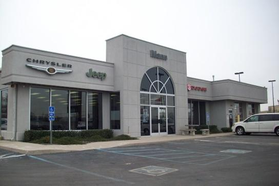 Mann Chrysler Dodge Jeep of Maysville