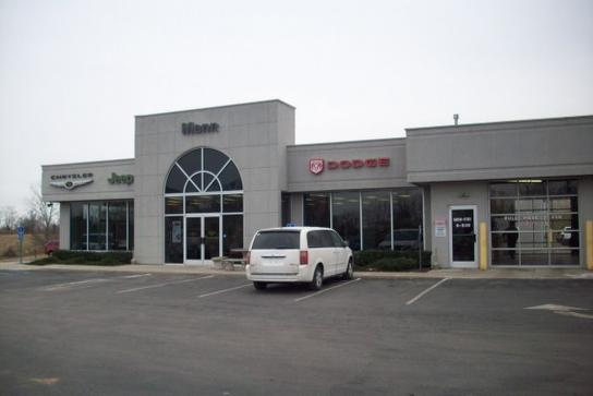 Mann Chrysler Dodge Jeep of Maysville 1