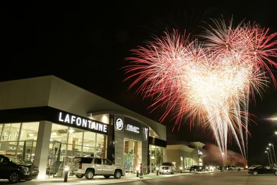 LaFontaine Cadillac Buick GMC