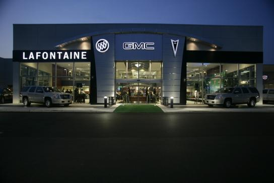 LaFontaine Cadillac Buick GMC car dealership in Highland, MI 48357 ...