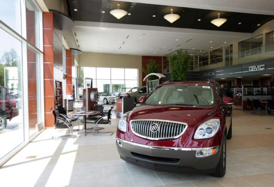 LaFontaine Cadillac Buick GMC car dealership in Highland, MI 48357