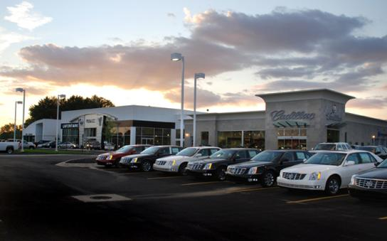 LaFontaine Cadillac Buick GMC car dealership in Highland ...