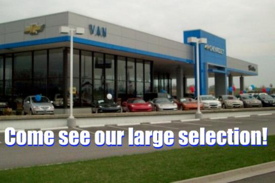 Van Chevrolet Kc >> Van Chevrolet Cadillac Mo Car Dealership In Kansas City Mo 64108