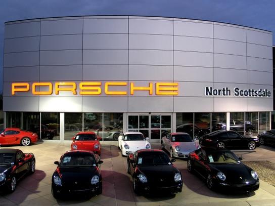 Porsche North Scottsdale >> Porsche North Scottsdale Car Dealership In Phoenix Az 85054