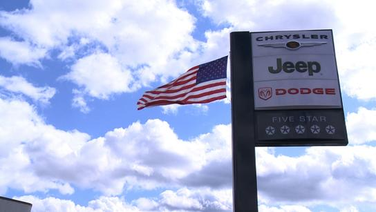 Central Jeep Chrysler Dodge RAM Fiat of Norwood