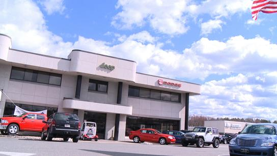 Central Jeep Chrysler Dodge RAM Fiat of Norwood 1