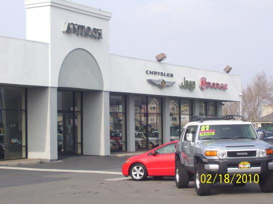 Antioch Chrysler Jeep Dodge