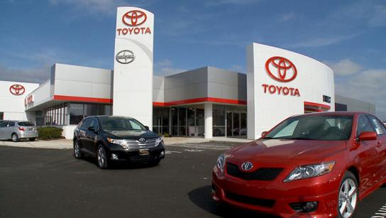 Toyota Columbus Ohio >> Toyota Direct Car Dealership In Columbus Oh 43230 1486 Kelley