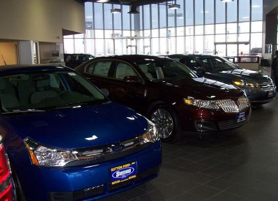 Sutton Ford Lincoln - Matteson Auto Mall 1