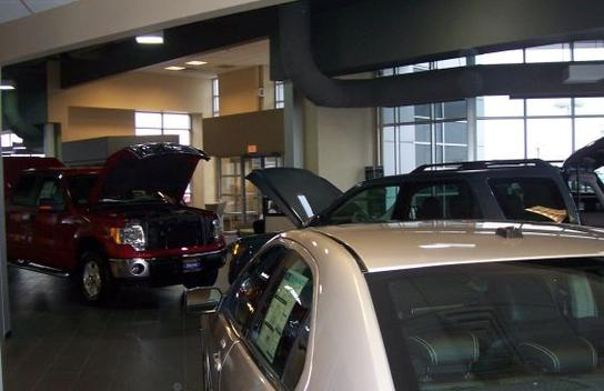 Sutton Ford Lincoln - Matteson Auto Mall 2